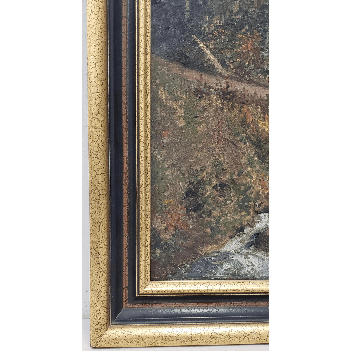 Late 19th Century Boulder Canyon Original Oil Painting By Learned C 1887 This elegant theater is located amidst shopping and dining, so you can catch a flick after your night out on the town. quintessential things